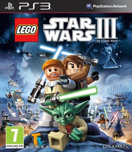 LucasArts Lego Star Wars 3: The Clone Wars PlayStation 3 English video game - Video Games (PlayStation 3, Action, E (Everyone))