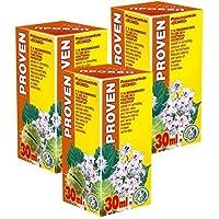 Proven Phyto Konzentrat - Pack von 3-21 Tage Kurs - Natürliche Pflanzenextrakte Komplex - Effektive Behandlung... preisvergleich bei billige-tabletten.eu