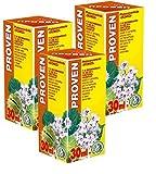 Proven Phyto Concentré - Pack de 3 - Cours de 21 jours - Extraits de plantes naturelles - Rétablir et maintenir une fonction veineuse saine - Varices - Hémorroïdes - Thrombophlébite - Thrombose