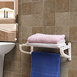 Pebbleyard ABS Towel Rack, Standard, 1-Piece, Multi