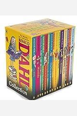 Roald Dahl 15 Book Box Set Collection Paperback