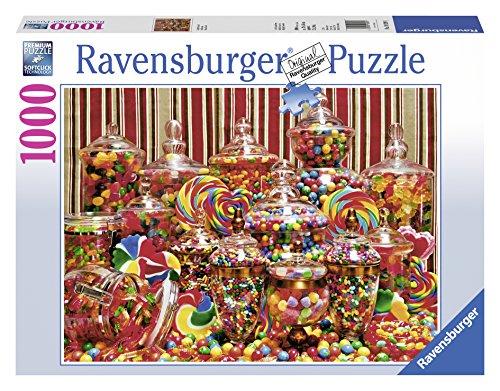Candy Overload, 1000 Teile Puzzle (Essen Kaugummi)