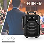 Edifier A3-8I Party Speaker/Trolley Speaker/Bluetooth, AUX line in, Microphone in, TF Card and USB Input / 12 Hours...