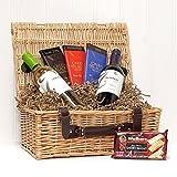 Wein Und Schokoladen Präsentkorb - Das Geschenk Zum Geburtstag, Als Danke Schön, Zur Einweihung