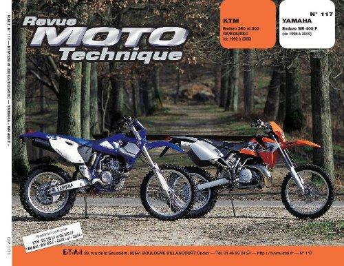Rmt 117.1 Ktm 250/300 Yamaha Wr 400