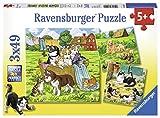 Ravensburger Puzzle 08002 - süße Katzen und Hunde