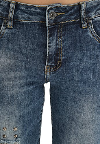 Vestino -  Jeans  - skinny - Donna blu denim