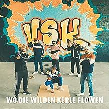 Wo die Wilden Kerle Flowen (Ltd. Red Vinyl inkl. MP3-Download) [Vinyl LP]