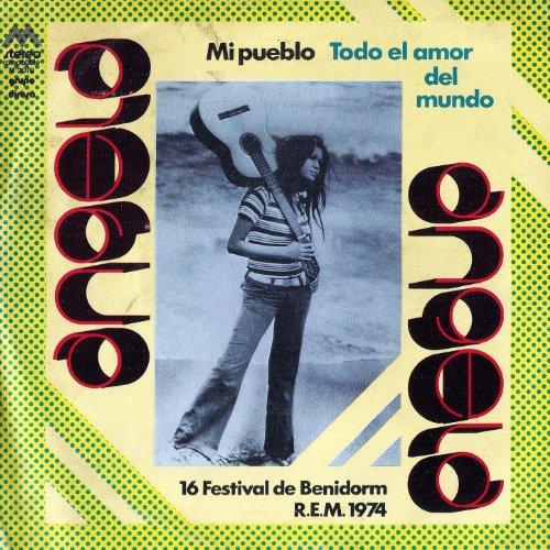 Mi Pueblo / Todo el Amor del Mundo - Single
