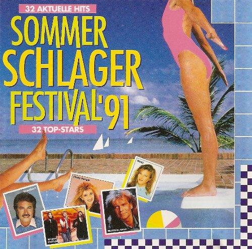 Sommer Schlager Festival '91 - 32 aktuelle Hits - 32 Top-Stars