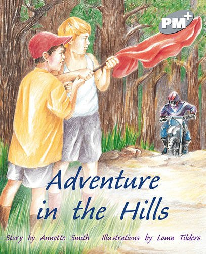 PM Plus Silver 23 Fiction Mixed Pack (10): Adventure in the Hills PM PLUS Silver 23