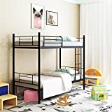 Stooreys Modern Bunk Bed (Black)