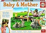 Educa 15865 - Lernspiel - Baby und Mutter