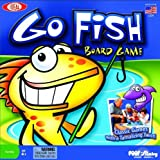 POOF-Slinky - Ideal Go Fish Board Game, 0C689 by Ideal (English Manual)