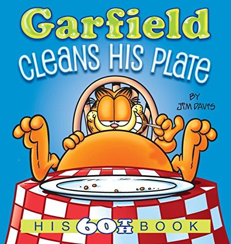 Garfield Cleans His Plate por Jim Davis