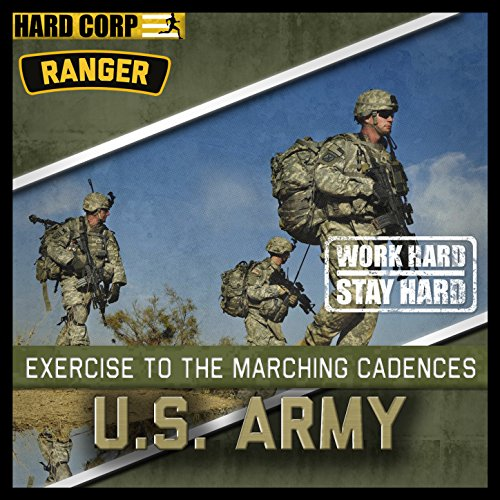 Exercise to the Marching Cadences U.S. Army Rangers