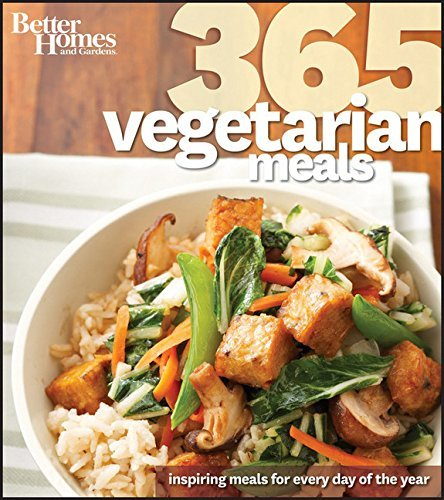 [Better Homes & Gardens 365 Vegetarian Meals] [By: Better Homes & Gardens] [April, 2011]