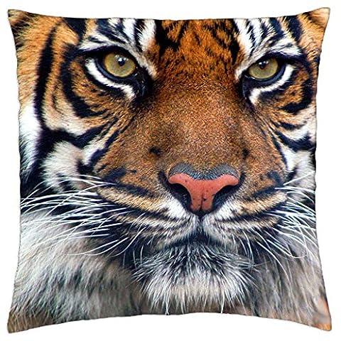 Hunter - Throw Pillow Cover Case (18