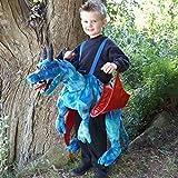 Travis designs Disfraz Infantil de dragón, Talla única (RDR)