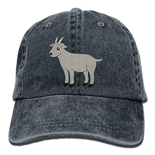 Robe Rei Gris chèvre Denim Baseball Caps Chapeau Coton...