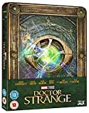 Doctor Strange Steelbook 3D Includes 2D Version Exclusive UK Limited Edition Steelbook Blu-ray Region Free