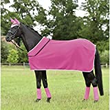 Busse Abschwitzdecke SEASON, hot pink (candy pink), 165, hot pink (candy pink)