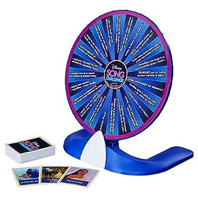 Hasbro Gaming - Jeu Disney Song Challenge, E1872