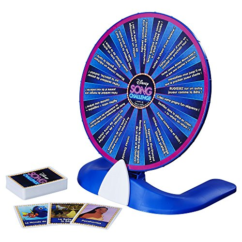 Hasbro Gaming Jeu Disney Song Challenge, E1872
