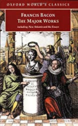 Francis Bacon: The Major Works (Oxford World's Classics) by Francis Bacon (2002-09-12)