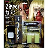HALLOWEEN MAKEUP FACE PAINT VAMPIRE DEVIL WITCH ZOMBIE CLOWN SET KIT FAKE COLOUR