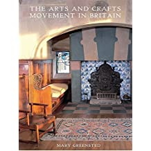 The Arts and Crafts Movement in Britain (Shire History) by Mary Greensted (2010-10-11)