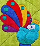 #8: Anchor Stitch Kit - Colourful Tail