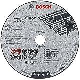Bosch 2 608 601 520 Corte del disco 5pieza(s) accesorio para amoladora angular - accesorios para amoladoras angulares (Corte del disco, Metal, Bosch, - GWS 10.8-76 V-EC Professional, Gris)