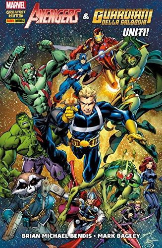 Avengers & Guardiani Della Galassia: Uniti! (Marvel Collection) (Avengers & I Guardiani Della Galassia)