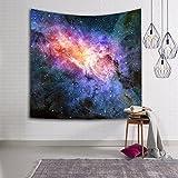 Galaxy Tapestries Sterne Cluster Weltraum Dekoration Wandbehang Universum Milchstraße Home Decor Yoga Badetuch