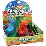 37675 dinosaurios GLOBE juguetes de peluche de dibujos animados