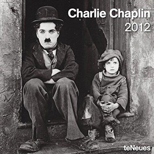 2012 Charlie Chaplin Grid Calendar