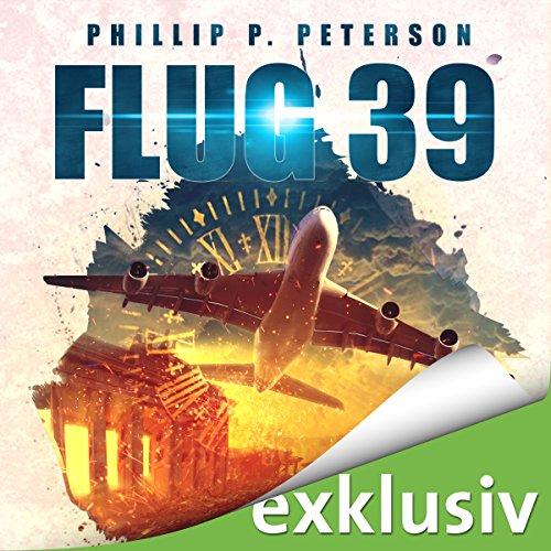 Buchseite und Rezensionen zu 'Flug 39' von Phillip Peterson