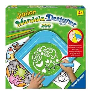 Ravensburger - 29898 - Loisir Créatif - Junior - Mandala Designer® - Zoo