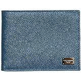 Dolce & Gabbana herren Geldbeutel blu