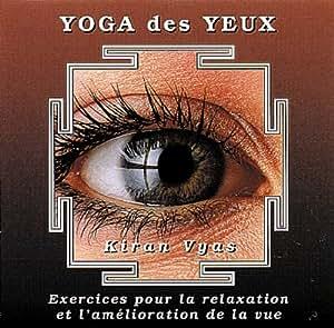Yoga des yeux CD