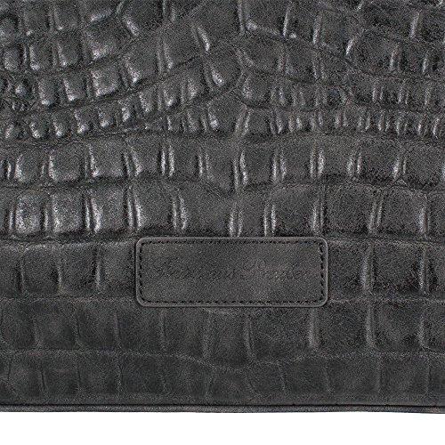 Fritzi aus Preußen Anita Croco borsa tote 33 cm Black