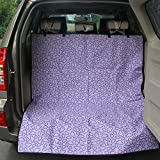 K-Bright 1.45*1.20m Hundedecke Auto – Autoschondecke für Hunde Waterproof Pet Car Seat Cover,Dog Travel Car Seat Cover