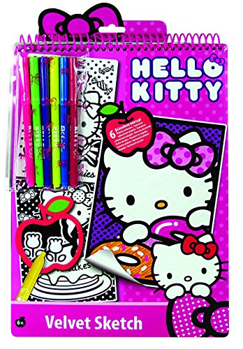 Hello Kitty – 1023 – 59892 – Set de Velvet Póster
