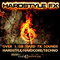Hardstyle FX - 1168 Hard, Dark & Crushing Sound Effects for Music Production [WAV Files] [Download]