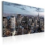murando - Acrylglasbild New York 60x40 cm - Bilder Wandbild - modern - Decoration - NY Stadt City d-B-0079-k-c