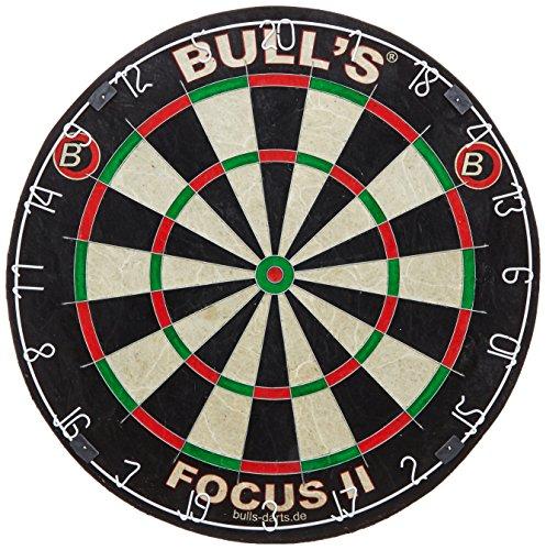 BULL'S Focus II Bristle Dartboard