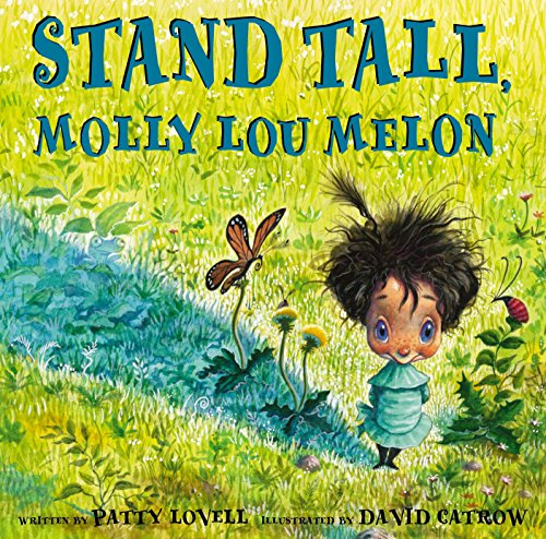 Stand Tall, Molly Lou Melon (English Edition)