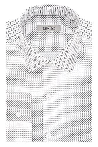 kenneth-cole-reaction-mens-slim-fit-check-print-spread-collar-dress-shirt-carbon-165-neck-32-33-slee