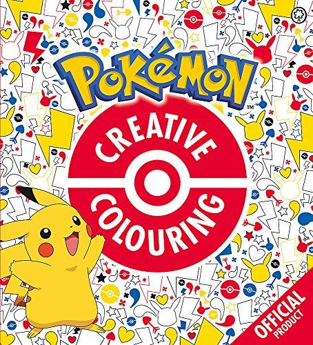 The Official Pokémon Creative Colouring